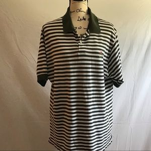 Ralph Lauren striped polo shirt Large